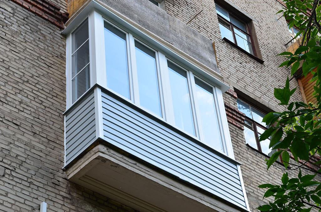 Загрузить фото балконов
